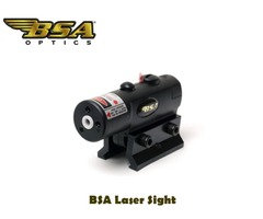 BSA Laser Sight includes 3/8″ mount and 5/8″ Weaver mount – LS650