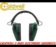 Caldwell E-MAX Electronic Earmuffs – Slimline Version