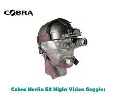Cobra Merlin EX Night Vision Goggles