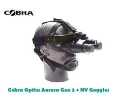 Cobra Optics Aurora Gen 2 + Night Vision Goggles