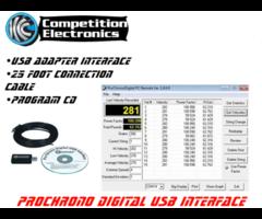 Competition Pro Chrono Digital Electronic USB Interface
