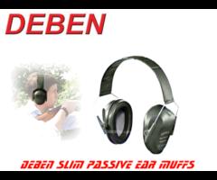 Deben Slim Passive Ear Muffs