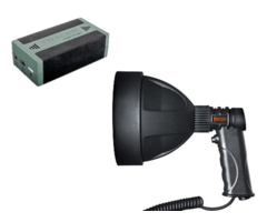 Deben Tracer LED Sport Light 150 Rechargeable Hand Held Lamp Kit