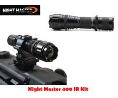 DereeLight Night Master NM400 IR Night Vision Infared Illuminator Kit