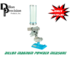 Dillon Precision Magnum Powder Measure