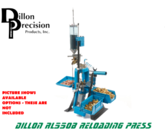 Dillon Precision RL550B Reloading Press