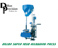 Dillon Precision Super 1050 Reloading Press