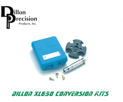 Dillon Precision XL650 Calibre Conversion Kits