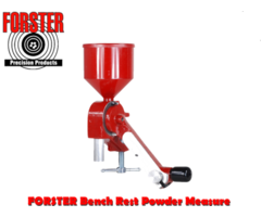 Forster Bench Rest Powder Measure