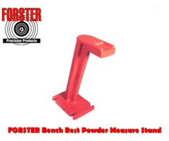 Forster Powder Measure Stand for Forster Bench Rest Powder Measure