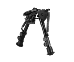 G.P.I Tactical Harris Style Non Notched Legs Hunting Bipod