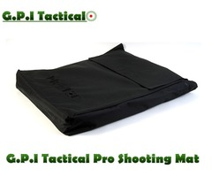 G.P.I Tactical Pro Series Shooting Mat – Black