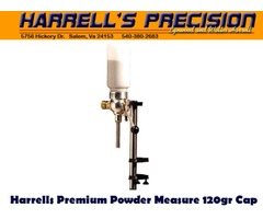 Harrells Premium Reloading Powder Measure / Powder Thrower 120gr Capacity