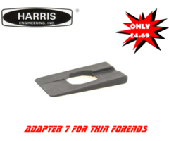 Harris Bipod – Adapter 7 for Thin Forends