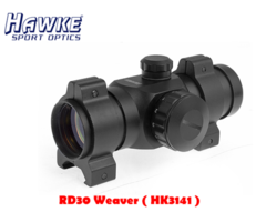 Hawke Red Dot RD 30 Weaver 4 MOA – HK3141