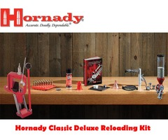 Hornady Classic Deluxe Lock & Load Reloading Press Kit
