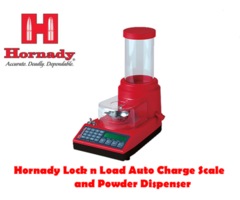 Hornady Lock n Load Auto Charge Scale and Powder Dispenser