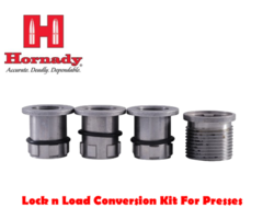 Hornady Lock n Load Conversion Kit For Reloading Presses