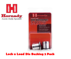 Hornady Lock n Load Die Bushing 2 Pack