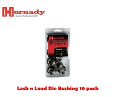Hornady Lock n Load Die Bushings 10 pack