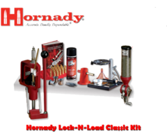 Hornady Lock-N-Load Classic Kit – Reloading Press Kit