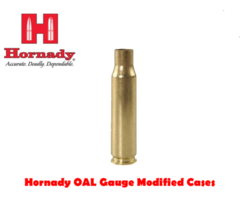 Hornady OAL Gauge Modified Case