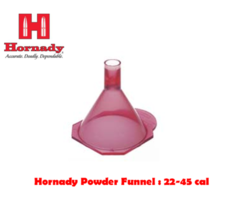 Hornady Powder Funnel : 22-45 Cal