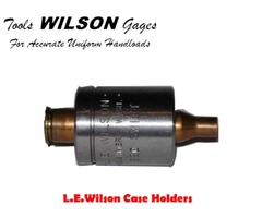 L.E.Wilson Case Holders for Wilson Case Trimmers
