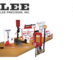 Lee 50th Anniversary Challenger Reloading Press Kit with Breech Lock Reloading Press