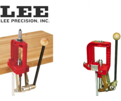 Lee Classic Cast Iron Breech Lock Single Stage Reloading Press