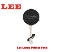 Lee Large Primer Feed for Lee Loadmaster Reloading Press