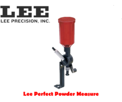 Lee Perfect Powder Measure