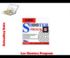Lee Shooters Program – Reloading data