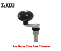Lee Value Trim Case Trimmer
