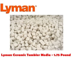 Lyman Ceramic Tumbler Media – 1.75 Pound Box