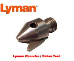 Lyman Chamfer / Debur Tool for Trimmer