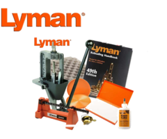 Lyman Crusher Pro 2 Expert Reloading Press Kit