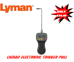 Lyman Electronic Trigger Pull Gauge