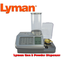 Lyman Gen 5 Precision Electronic Powder Scales / Dispenser