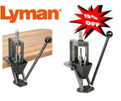 Lyman Press – Lyman Crusher 2 Reloading Press