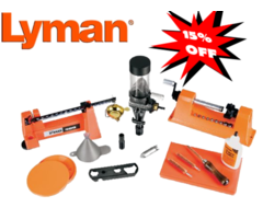 Lyman Press Kit – T Mag Expert Kit