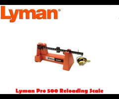 Lyman Pro 500 Reloading Scale