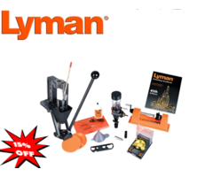 Lyman Reloading Press Kit – Crusher 11 Expert with 500 Scale