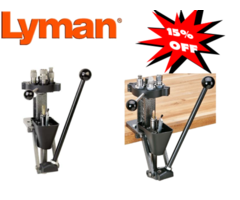 Lyman T Mag 2 Reloading Press