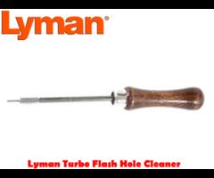 Lyman Turbo Flash Hole Cleaner