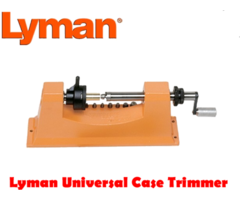 Lyman Universal Case Trimmer