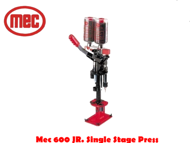 For Sale - Mec 600 JR  Single Stage Shotshell Reloading