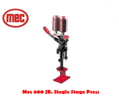 Mec 600 JR. Single Stage Shotshell Reloading Press