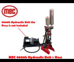 MEC 9000h Hydraulic System – Unit & Hose