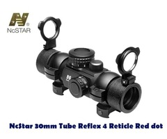 NcStar 30mm Tube Reflex 4 Reticle Red dot Sight – DTB4